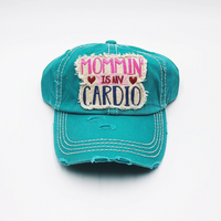 Mommin is my Cardio Ball Cap