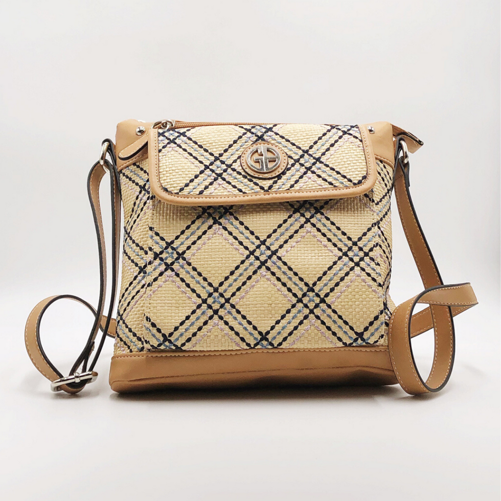Pretty in Plaid Handbag