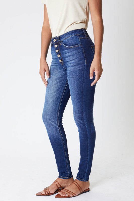 Kancan Buttonfly Jeans
