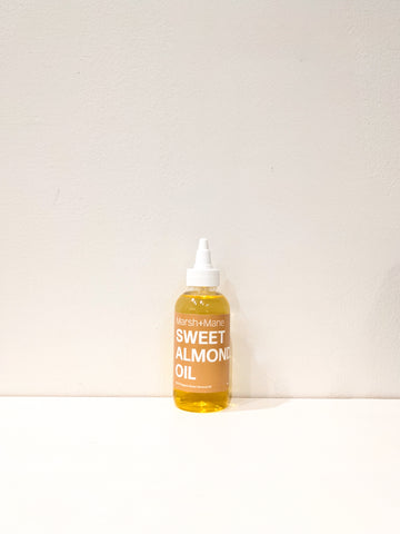 Marsh + Mane Sweet Almond Oil