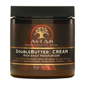 As I Am Double Butter Rich Moisturizer