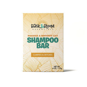 Bask & Bloom Essentials Shampoo Bar
