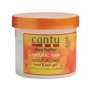 Cantu Moisturizing Twist and Lock Gel