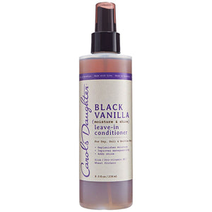 Carol's Daughter Black Vanilla Leave-In Conditioner