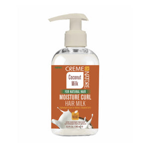 Creme of Nature Coconut Milk Moisture Curl Hair Milk
