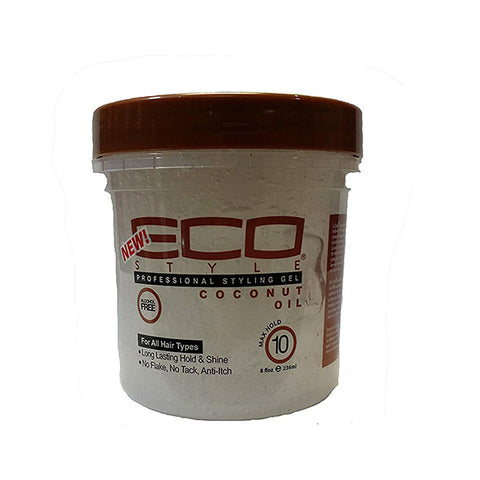 Eco Styling Gel Coconut Oil