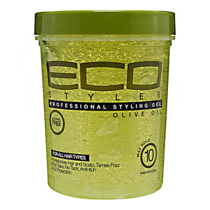 Eco Styling Gel Olive Oil 16 ounce