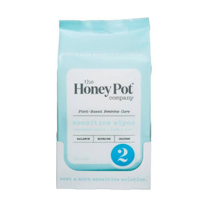 Honey Pot Sensitive Wipes