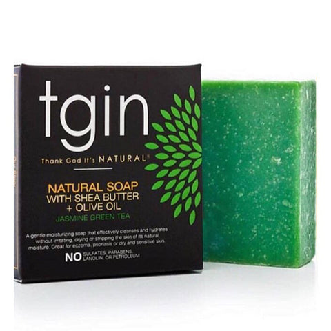 TGIN Natural Soap - Jasmine Green Tea