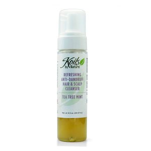Koils by Nature Refreshing Anti-Dandruff Hair & Scalp Cleanser