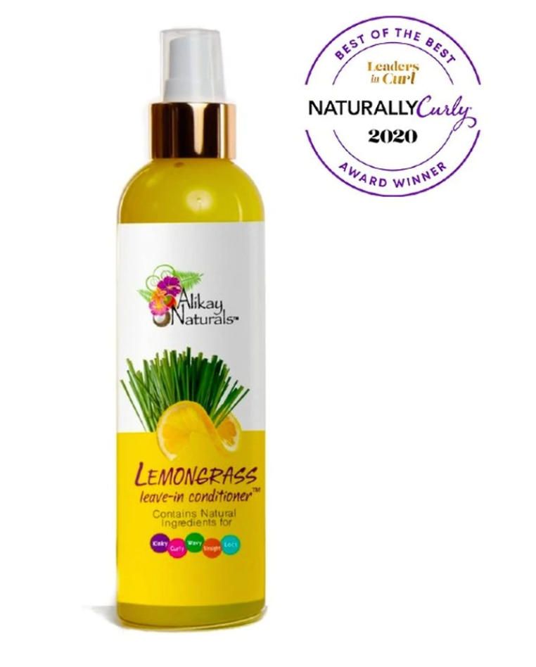 Alikay Lemongrass Leave-In Conditioner
