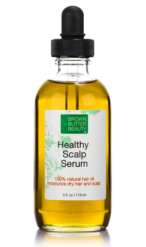 Brown Butter Beauty Healthy Scalp Serum