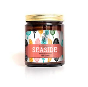 Natural Annie Essentials Seaside Candle 9 oz