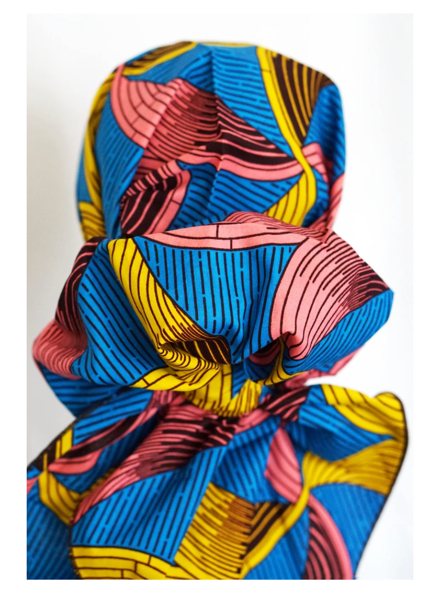 Ankara Crowns VIV Head Wrap