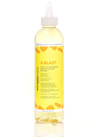 Aunt Jackies Girls E-Blast Vitamin E and Flaxseed Scalp Remedy