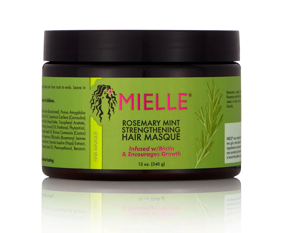 Mielle Rosemary Mint Strengthening Hair Masque