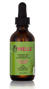 Mielle Rosemary Mint Scalp & Hair Strengthening Oil