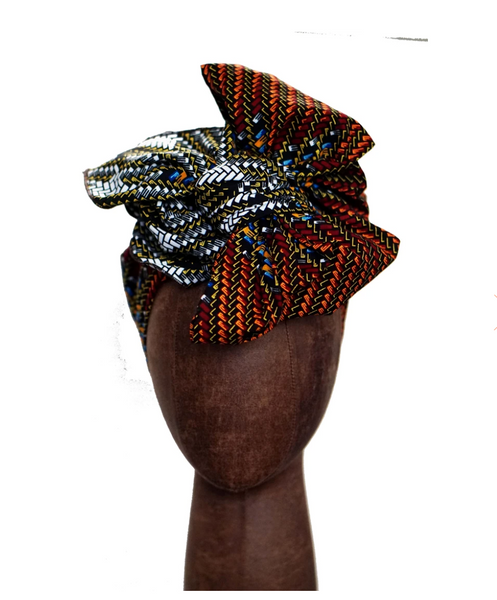Ankara Crowns TRELIS Head Wrap