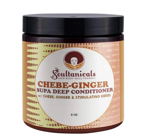 Soultanicals Chebe-ginger Supa Deep Conditioner