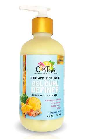 Curly Temple Pineapple Crunch Gel Definer