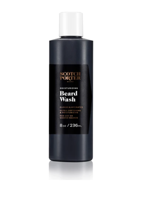 Scotch Porter Moisturizing Beard Wash 4 oz