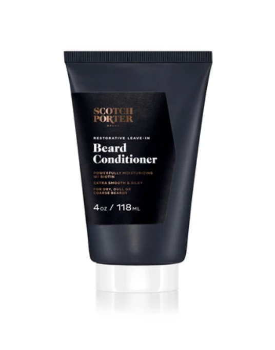 Scotch Porter Leave-in Beard Conditioner