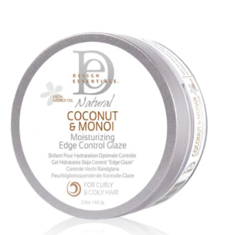 Design Essentials Coocnut and Monoi Edge Control Glaze