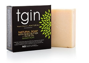 TGIN Natural Soap - Sugar Pear