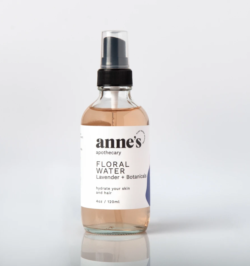 Anne's Apothecary Lavender Floral Water