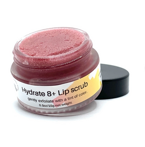 Anne's Apothecary Hydrate 8+ lip scrub