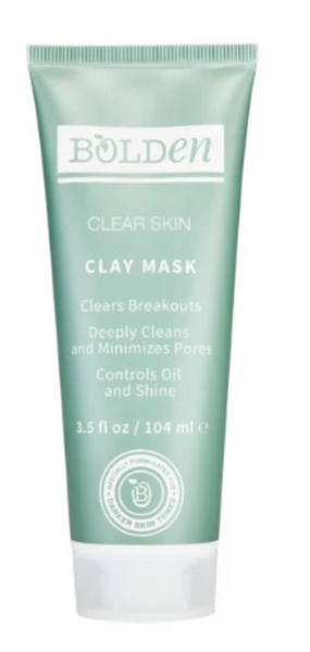 Bolden Clear Skin Clay Mask