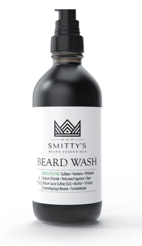 Angie Watts Smitty's Beard Wash