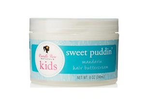 Camille Rose Kids Sweet Puddin' Mandarin Buttercream