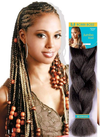 Bobbi Boss Kanekalon Jumbo Braid