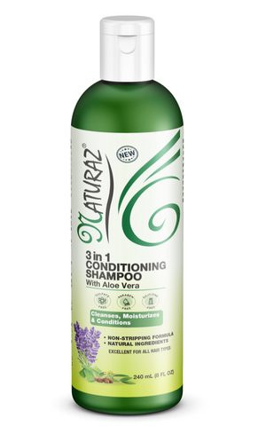 Naturaz 3-in-1 Conditioning Shampoo