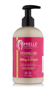 Mielle Honey & Ginger Styling Gel
