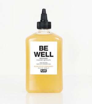 Plant Apothecary Be Well Body Wash