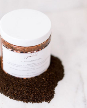 Jakeala Coffee Sugar Body Scrub Vegan