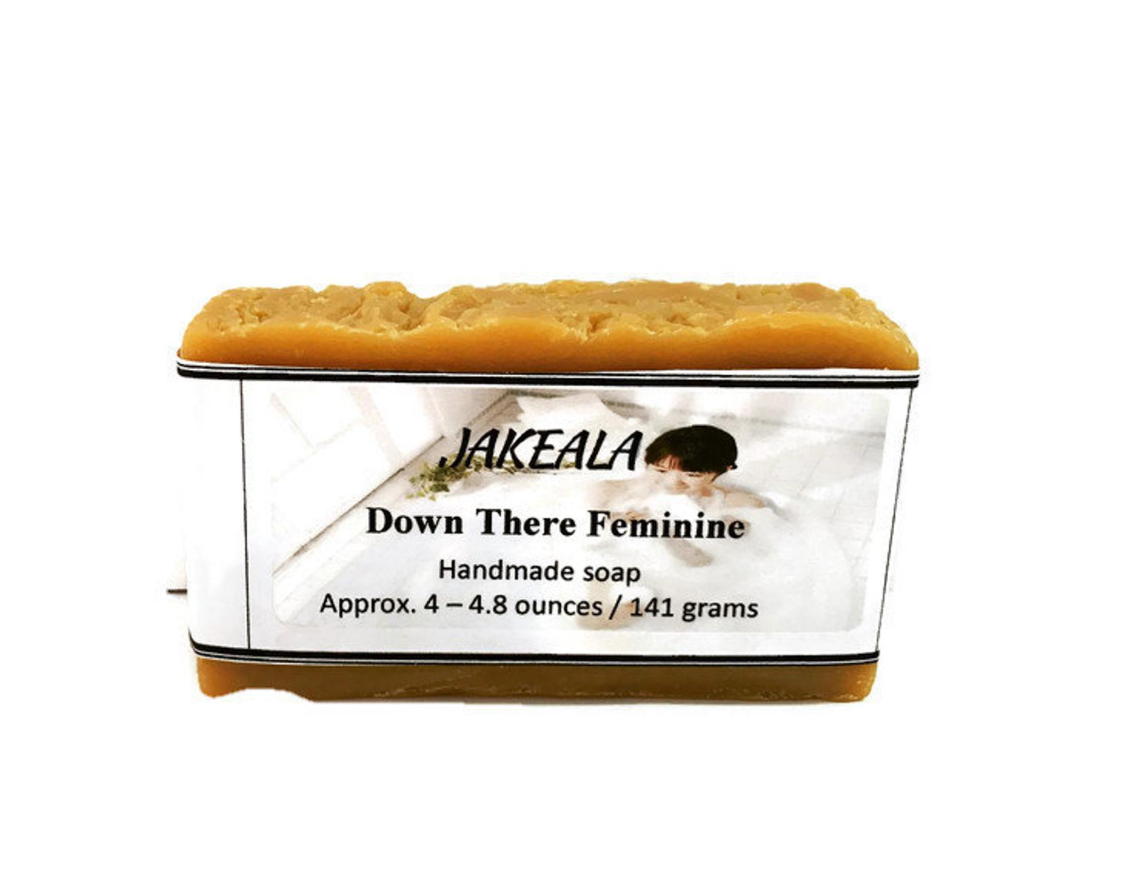 "Jakeala ""Down There"" Soap"