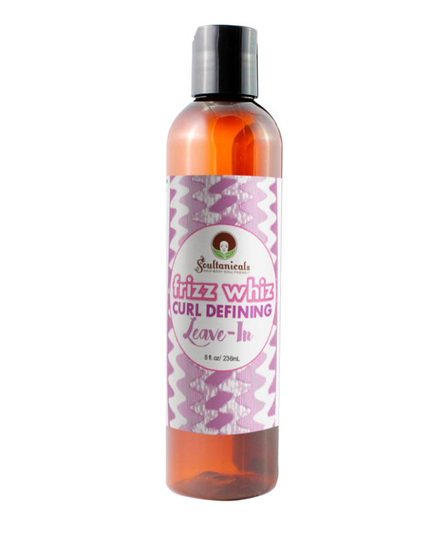 Soultanicals  Frizz Whiz  Curl Defining Leave-in