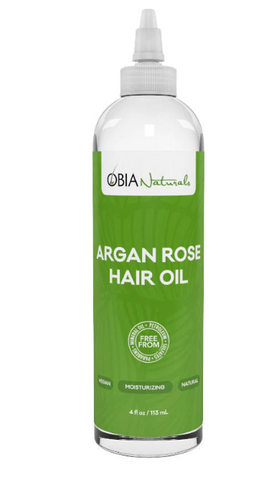 OBIA Naturals Argan Rose Hair Oil