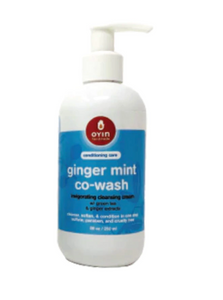 Oyin Handmade Ginger Mint Co-Wash