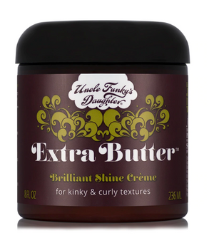 Uncle Funky's Extra Butter Brilliant Shine Creme