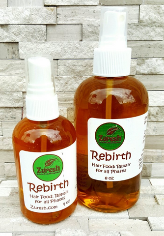 Zuresh Rebirth Hair Food