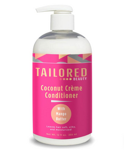 Tailored Beauty Coconut Cream Conditioner