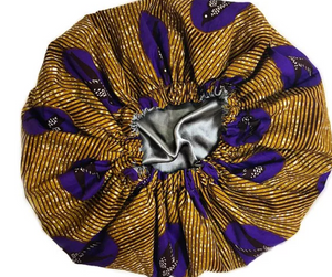 Regal Ivy Fly Babe Afrochic Bonnet