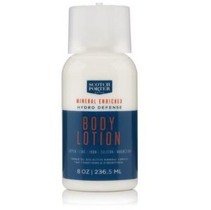 Scotch Porter Mineral Enriched Body Lotion
