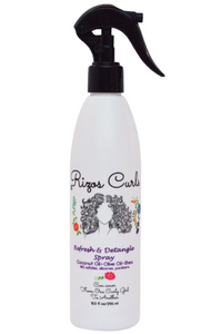 Rizos Curls Refresh & Detangle Spray