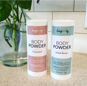 Saige and Ivy Body Powder