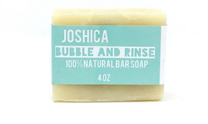 Joshica Rosemary Peppermint Shampoo Bar
